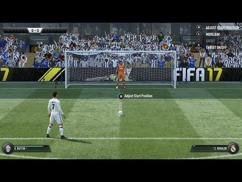 http://www.fifa-planet.com/fifa-17-gameplay/fifa-17-real-madrid-penalty-shootout-gameplay-new-penalties/ - FIFA 17 - Real Madrid Penalty Shootout Gameplay (New Penalties)  CAN WE SMASH 1,000 LIKES? 😀 Thanks for watching 🙂 FIFA 17 DEMO PS4 XBOX ONE FIFA 17 REAL MADRID FIFA 17 PENALTIES skillNshoot Shop:  • Footy Channel:  • 2nd Channel:  • Twitter:  • GFX:  • Subscribe:  Thank you very much for watching! Take care! And thank you all for 168,6k subs!  Cheap FI