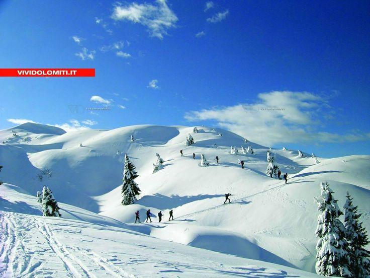 #Scialpinismo in #Alpago #SkiMountaineering # Italy