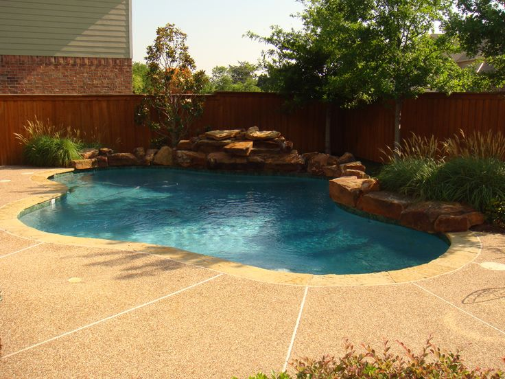 17 best images about pools on pinterest gunite pool for Pool design dallas texas