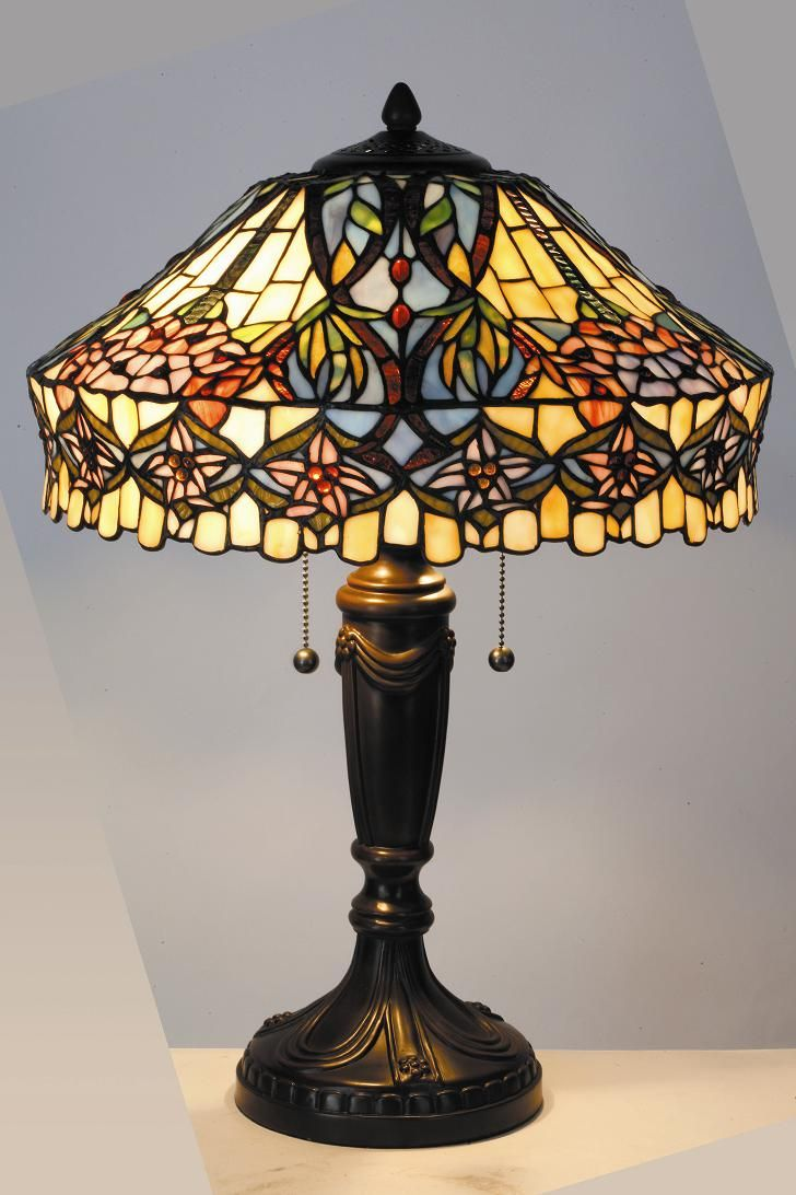89 best Tiffany Lamps images on Pinterest | Tiffany glass, Vintage ...