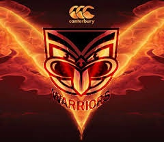 Here is a picture of my favourite NRl team...The Vodafone Warriors!