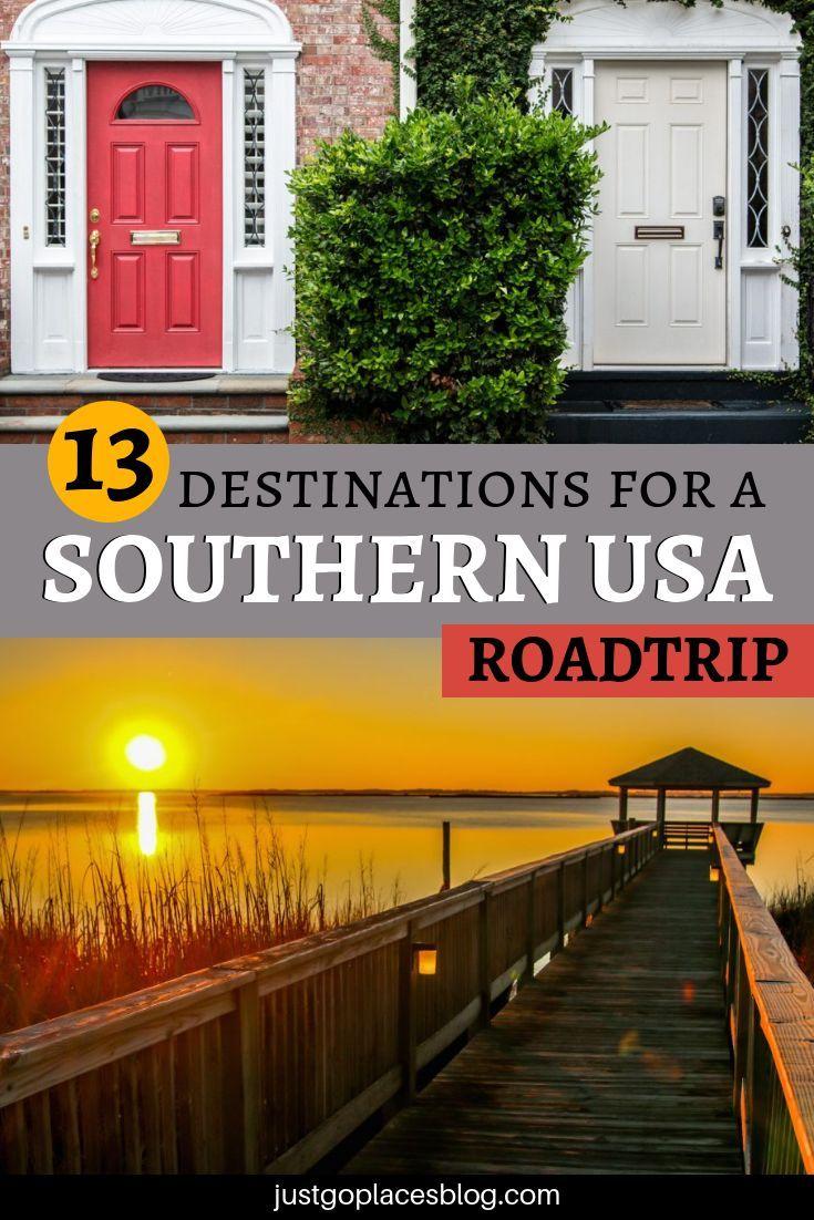 As melhores dicas e idéias para sua viagem no sul dos EUA   – Travelling