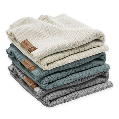 You don't need to have a Bugaboo stroller to enjoy the benefits of this beautiful blanket. The merino wool material will keep tots warm on chilly days, but the breathable, moisture-wicking features make this one good for all seasons.
