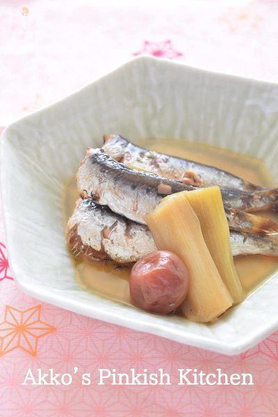 圧力鍋で高圧をかけることで骨まで丸ごと食べれる『鰯の梅煮』レシピです。日本に古くから伝わる郷土料理ですが、見た目が古くさいわりには意外にもサッパリ食べれて子供にも人気!梅で臭みが消えるので、お魚嫌いのお子さんでも食べる可能性大ですよ。