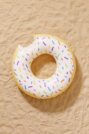 Bouée donut pour piscine en exclusivité pour UO