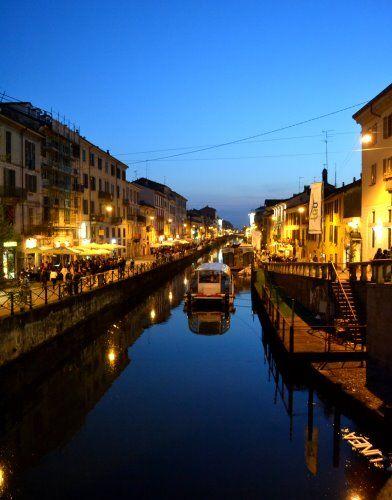 Navigli, Milano, pic by my dear friend Beatrice