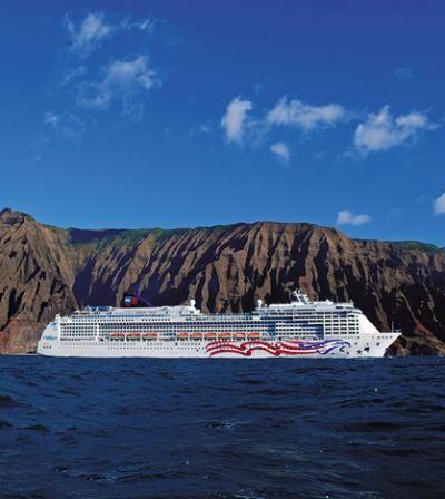 Best Pacific Cruises: Pride of America from Norwegian Cruise Line