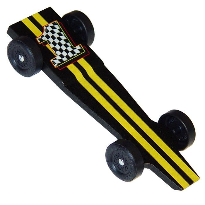 Pinewood derby car ideas tron take