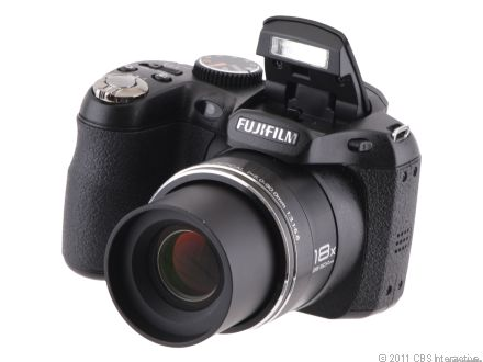 Fujifilm FinePix S2950 via @CNET