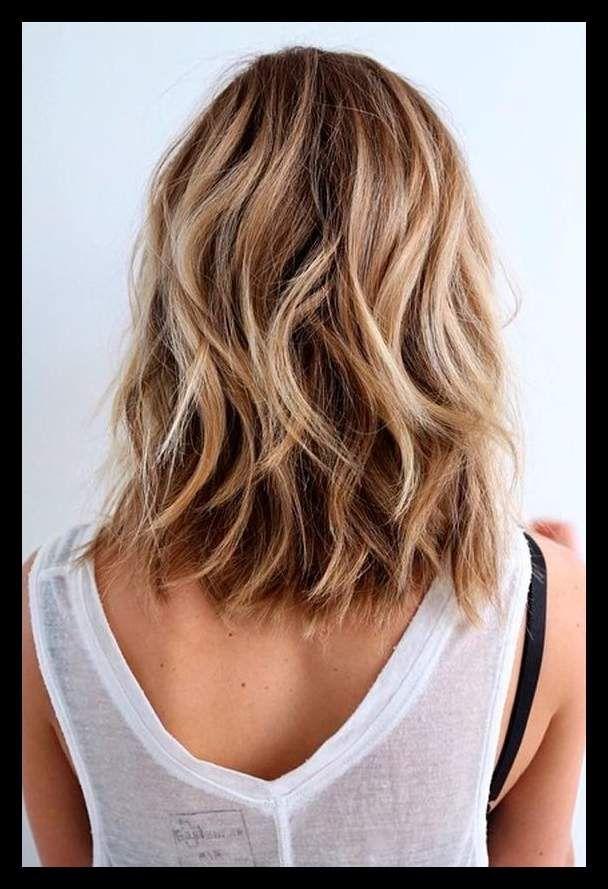 10 Messy Medium Hairstyles For Thick Hair Women Medium Haircuts