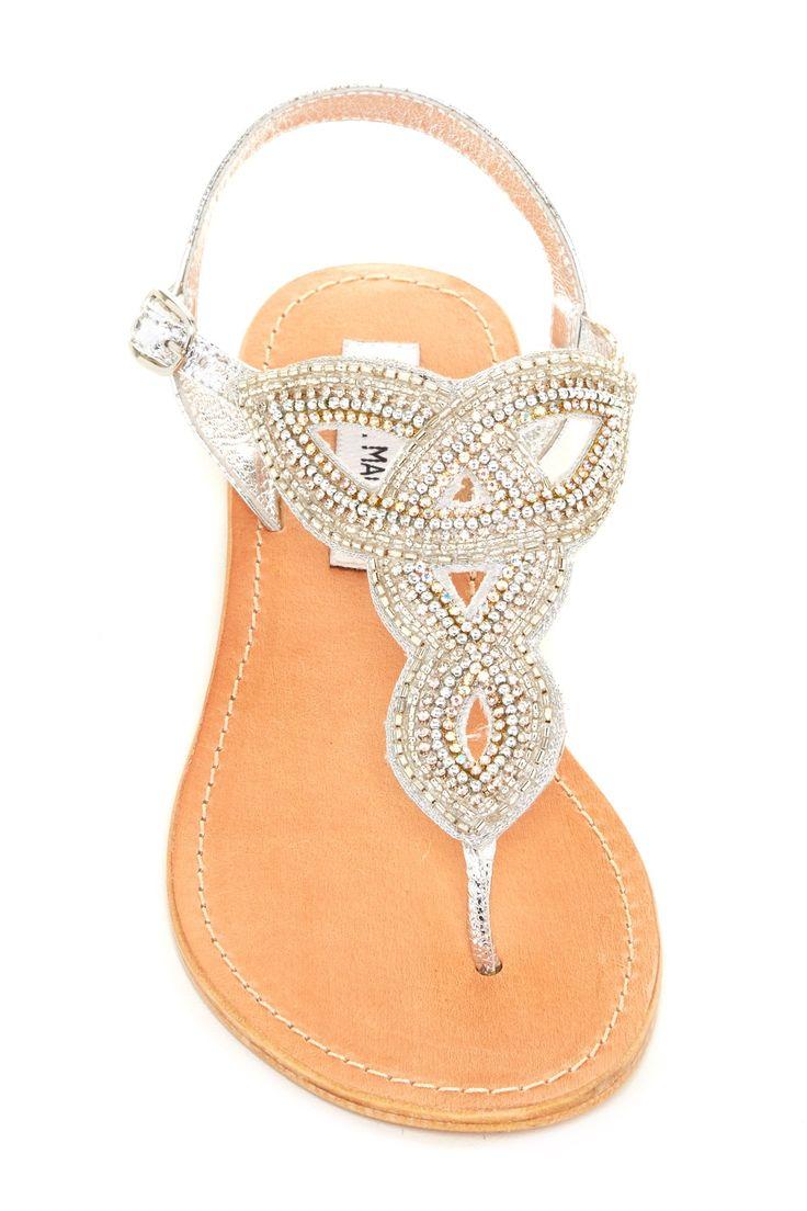 Steve Madden | Arlette Embellished Sandal | Nordstrom Rack