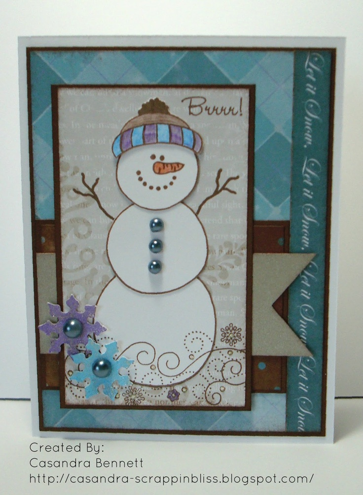 scrappinbliss: DS72 Wonderland Card