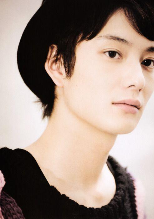 pretty boy Okada Masaki