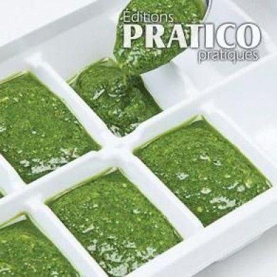 La conservation du pesto de basilic - Trucs et conseils - Cuisine et nutrition - Pratico Pratique