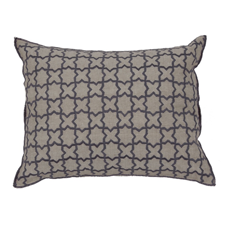 35x45cm Seville cushion Coal - The couch need a revamp.