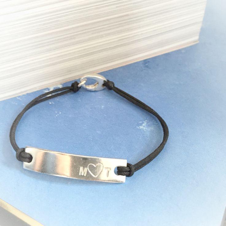 Love ID bracelet for him&her❤️
