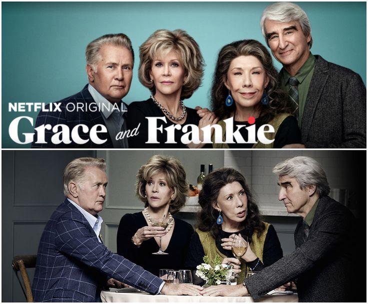 Grace and Frankie ¡4 Series En Netflix Que Tienes Que Ver Ahora Mismo! Me pase la mayoría de mis vacaciones viendo Netflix y estas son series que me encantaron. ¡Aquí están las series en Netflix que tienes que ver ahora mismo!