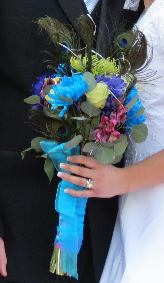 Burlap Flower Girl Basket Hobby Lobby : Hobby lobby wedding bouquets green hydrangea to go