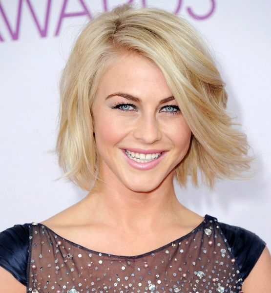 New celeb 'do? A tousled, side-swept bob - California's Gold | Gallery | Glo