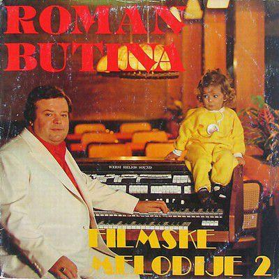 Roman Butina - Filmske Melodije 2 (Vinyl, LP, Album) at Discogs