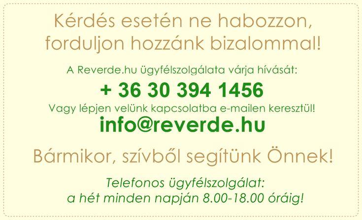 Reverde egészségkapszula - Immunerősítés, allergia, búzafülé, búzacsíra