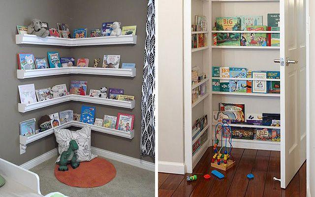Las 17 mejores im genes sobre organizaci n de juguetes en - Organizacion habitacion infantil ...