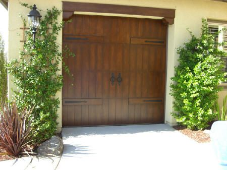 27 Best Images About Trim It Out On Pinterest Home Color Schemes Wood Garage Doors And Black
