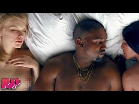 "Kanye West's ""Famous"" Music Video Is Art? - http://music.tronnixx.com/uncategorized/kanye-wests-famous-music-video-is-art/ - On Amazon: http://www.amazon.com/dp/B015MQEF2K"