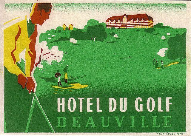 FRANCE - Hotel du Golf Deauville