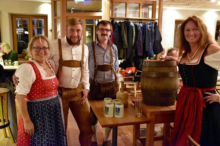 Best of Bio | beer 2016 #Bierverkoster passend in Tracht