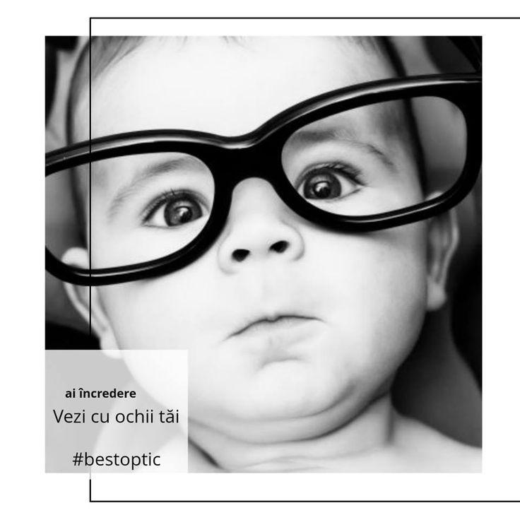 Știați că ochiul unui bebeluș este dezvoltat în proporție de 75 % în momentul nașterii? Nou-născuții nu au însă un bun control asupra ochilor, așa că în cazul în care observați că uneori, bebelușul pare să privească încrucișat, pentru o clipă, nu e cazul să vă îngrijorați, este perfect normal. Când este însă momentul unui consult? Specialiștii Best Optic vă răspund întrebărilor. #bestoptic #devazut #copii