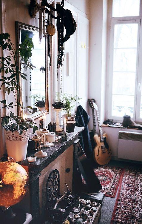 living area vibe