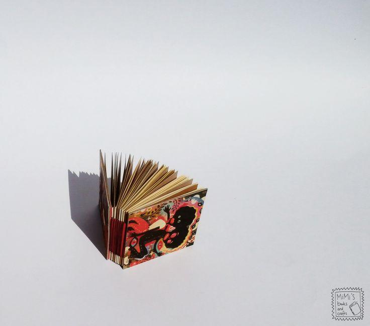 handmade sketcbook