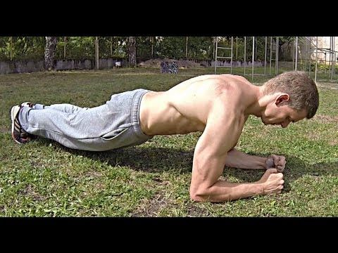 Bodyweight Exercises For Absolute Beginners