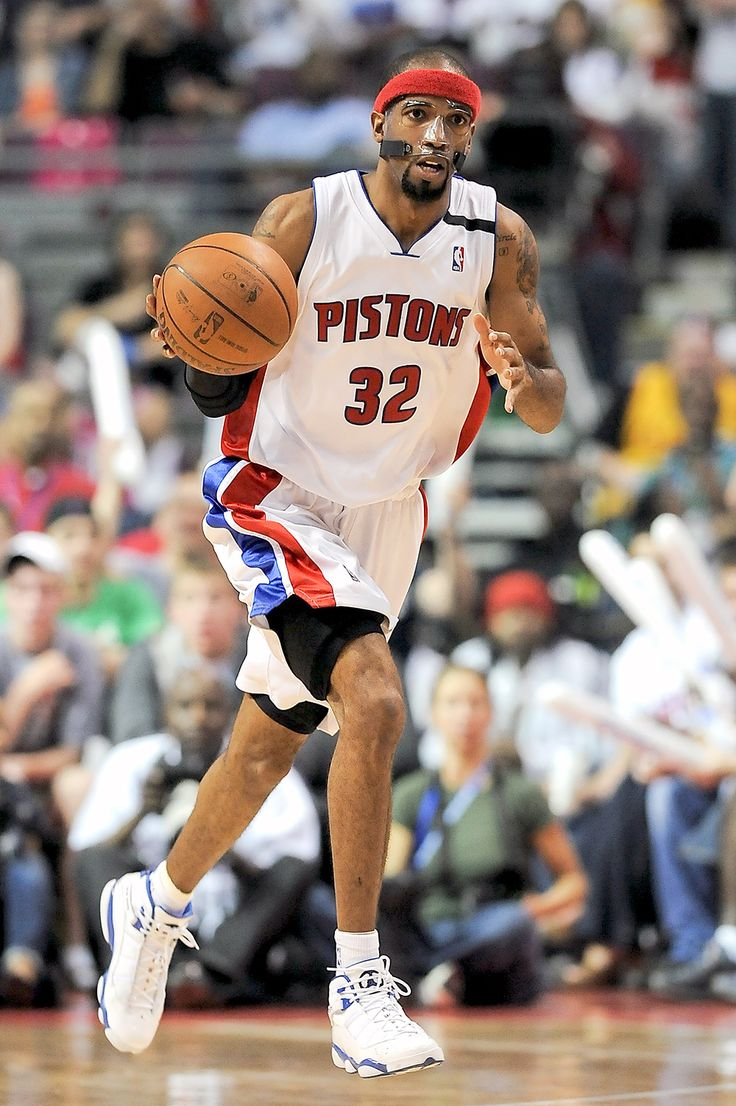 Richard Hamilton : All-time Detroit Pistons