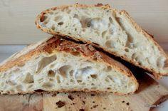 Pan di Pane: Pane semplice con Esubero di lievito.