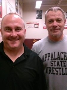 Coach J & K~ AAU wrestling North Brevard