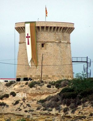 El Campello Tower Alicante