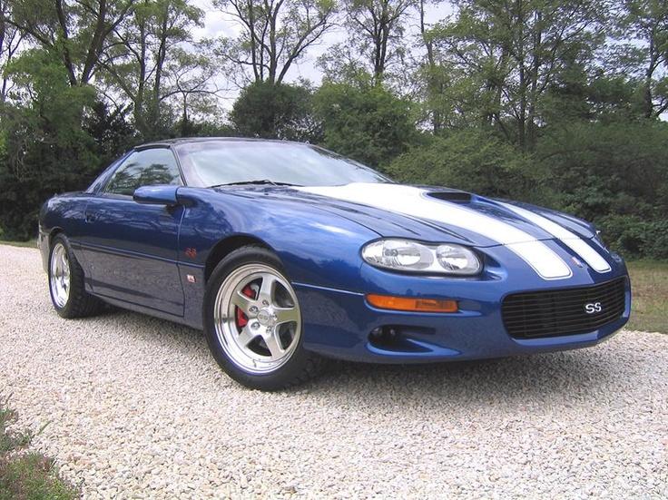 Blue dress 1998 camaro