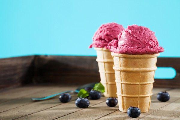 Мороженое из черники, ссылка на рецепт - https://recase.org/morozhenoe-iz-cherniki/  #Десерты #блюдо #кухня #пища #рецепты #кулинария #еда #блюда #food #cook