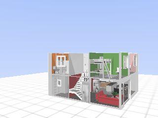 Logiciel Plan 3D gratuit : dessiner votre plan de maison 3d  https://www.kozikaza.com/plan-3d-maison/