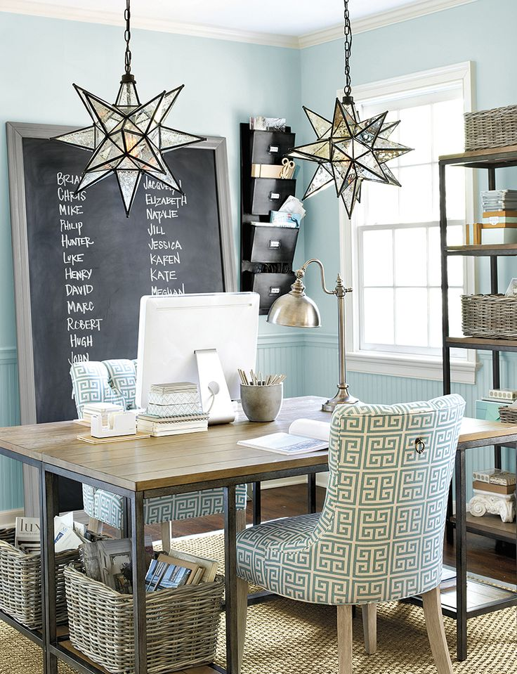 1000 Ideas About Home Office Layouts On Pinterest