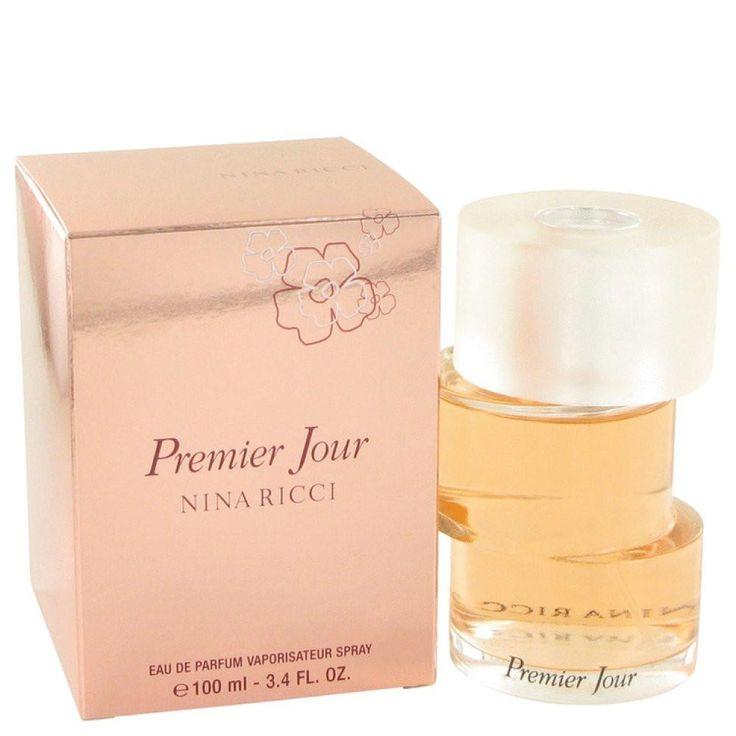 Premier Jour By Nina Ricci Eau De Parfum Spray 3.3 Oz