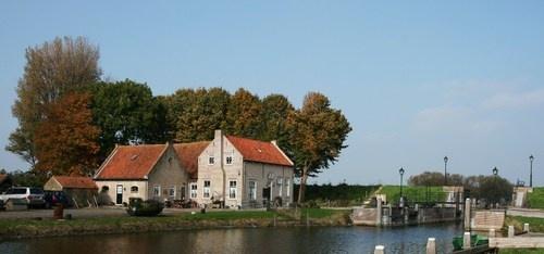 Dirkslandse Sas (Goeree-Overflakkee, the Netherlands)