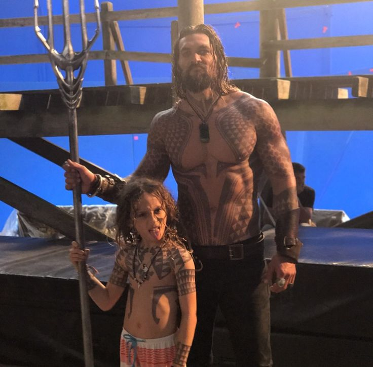 Jason Momoa Takes A Stroll With His Kids: 434 Best Zoe,Lola & Lil' BIG MAN Images On Pinterest
