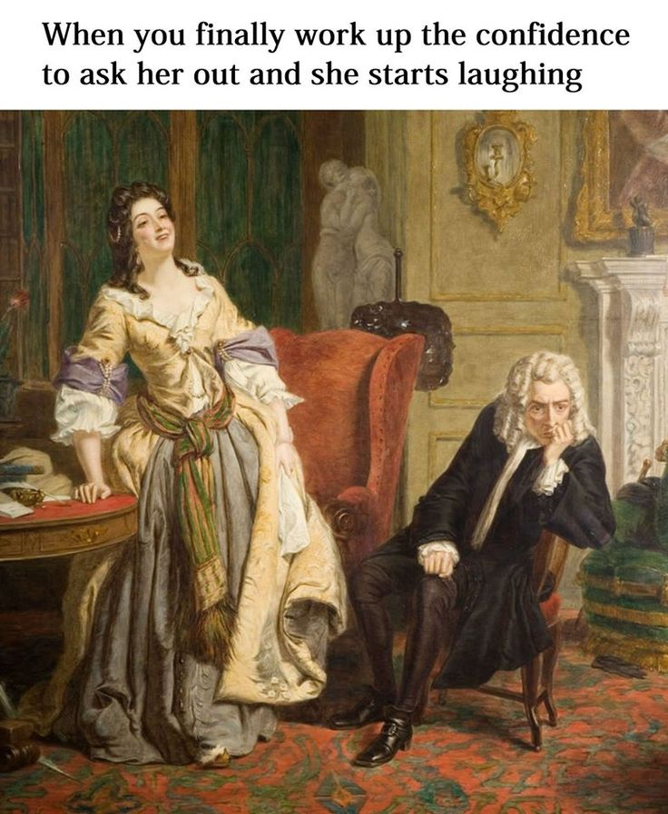 Classical Art Memes - inspired by the old and the new.