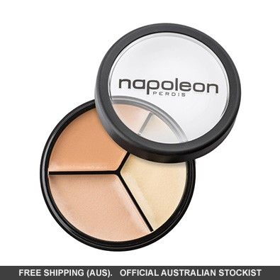 Napoleon Perdis Pro Palette Concealer - love that can mix to cover and hide  #adorebeautydreamhaul