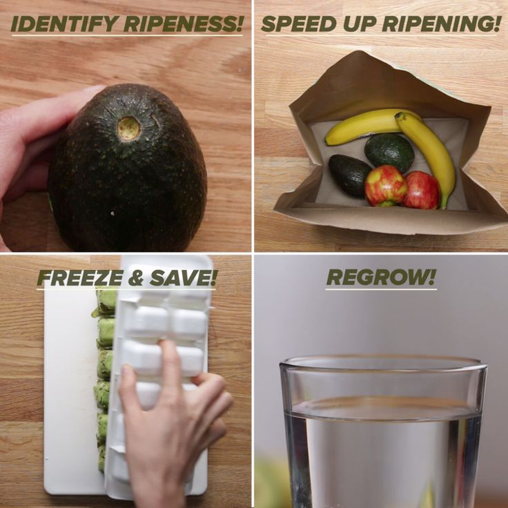 4 Hacks For Avocado Lovers