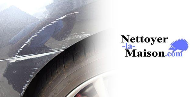 Utiliser efficacement l'efface rayure carrosserie