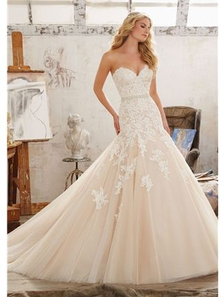 Mori Lee Wedding Dresses and Bridesmaid Dresses - Buy Now and Save at House of Brides